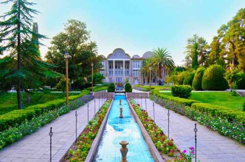 دانلود پاورپوینت باغ های ایرانی