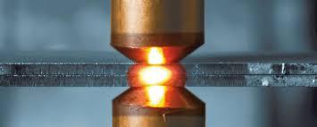 پاورپوینت جوش مقاومتی و کاربردهای آن در صنعت در 55 اسلاید به طور کامل و جامع